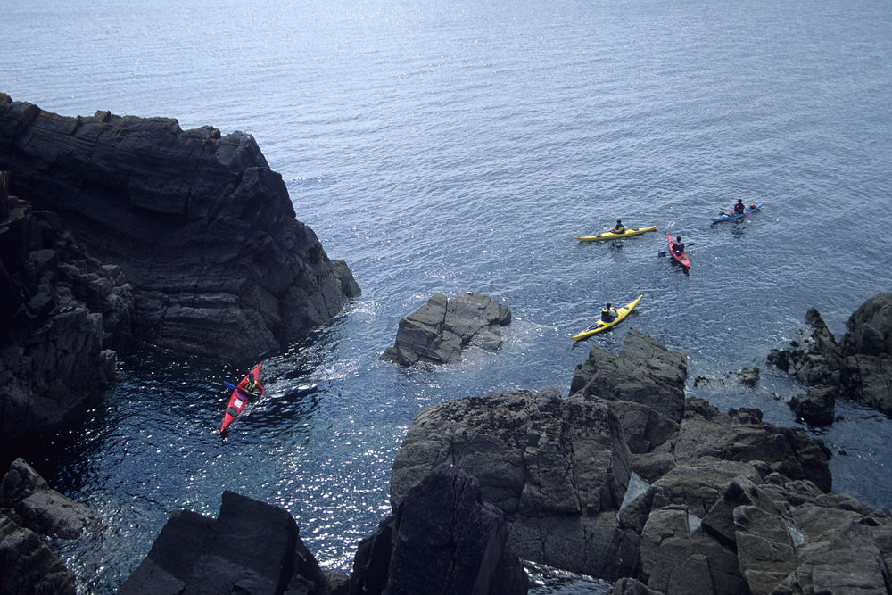 2 Day Introduction to Sea Kayaking