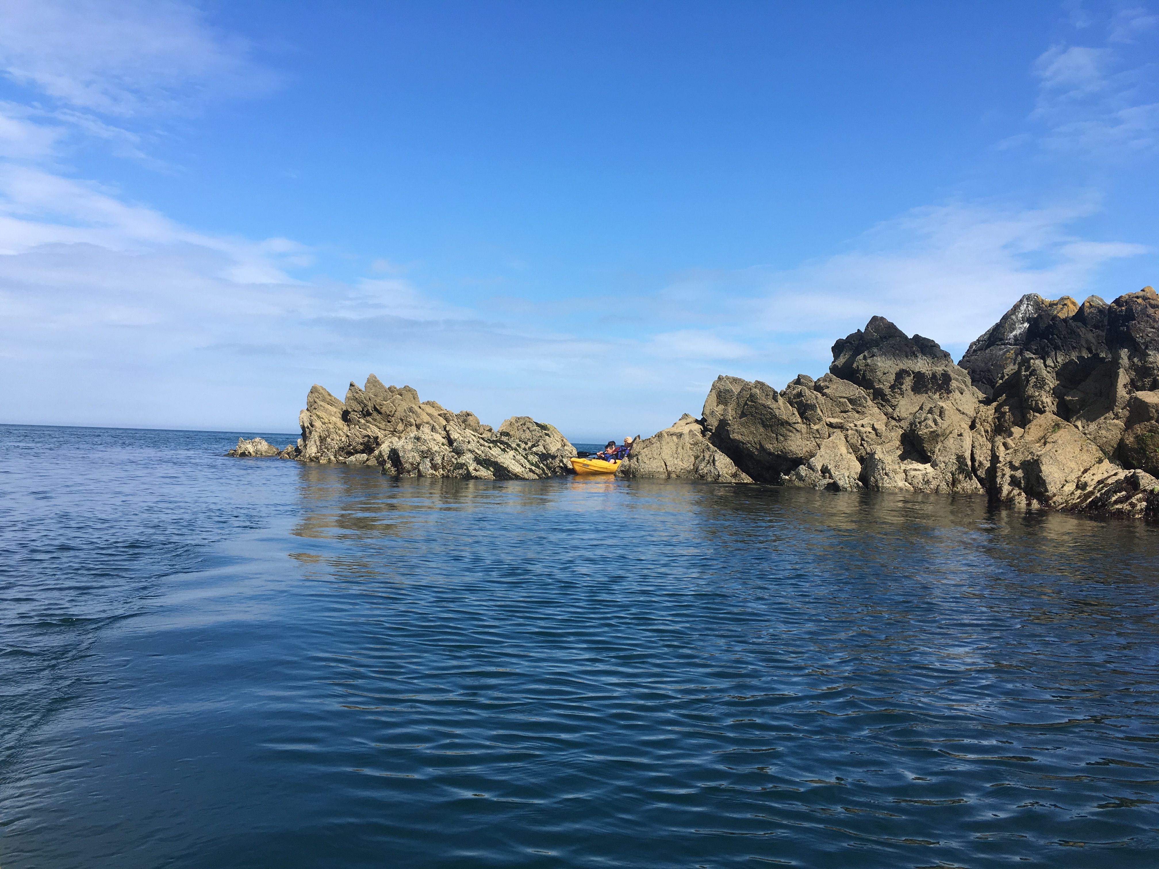 Half Day - Sea Kayak Adventure