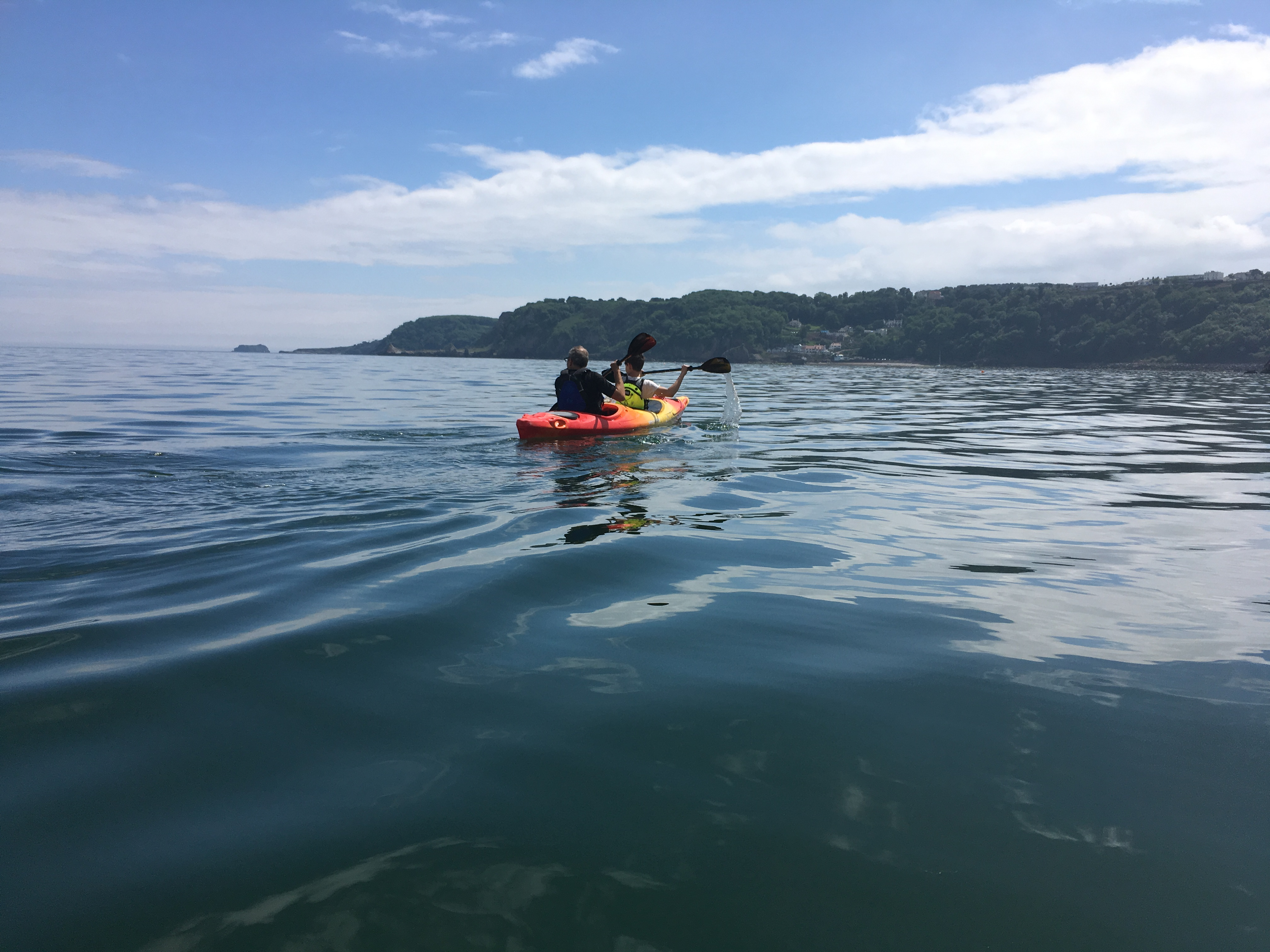 Sea Kayak Tour, Torbay